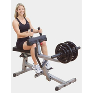 Тренажёр со свободным весом - Голень сидя BODY SOLID GSCR-349, фото 1