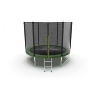 Батут EVO JUMP EXTERNAL 10FT GREEN, фото 1